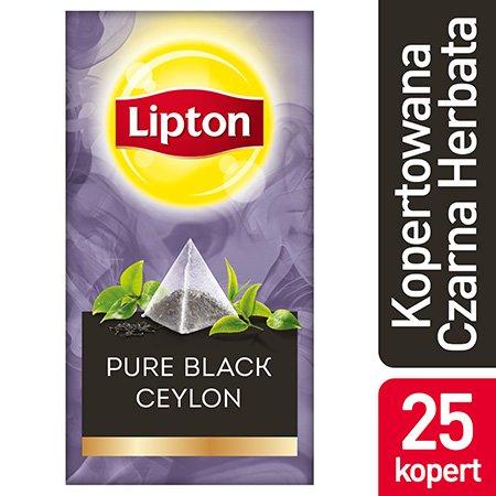 Lipton Piramida Ceylon (Czarna herbata) 25 kopert -