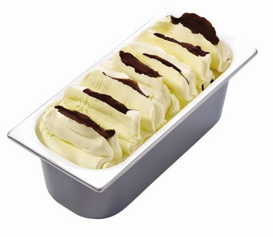 Lody Banan-czekolada Carte d'Or