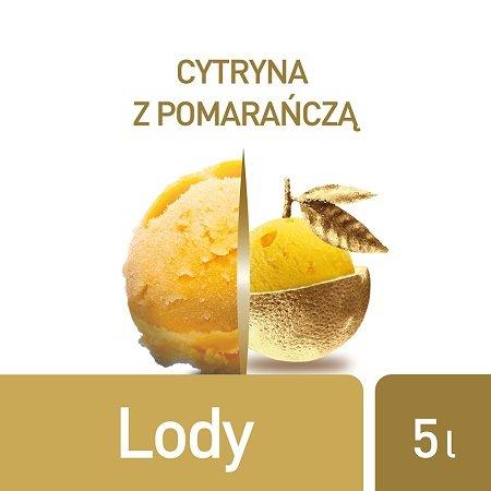 Lody cytryna z pomarańczą Carte d'Or -
