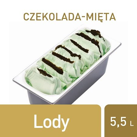 Lody Czekolada-mięta Carte d'Or -