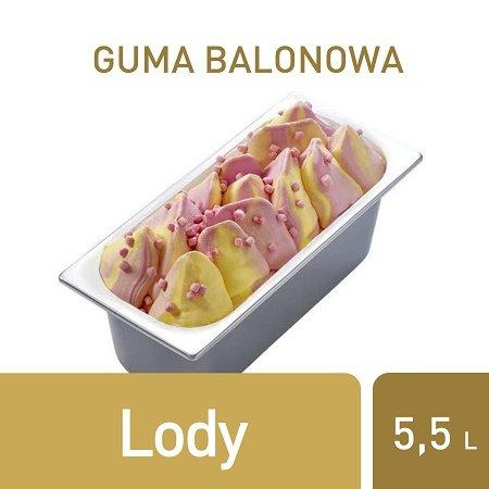 Lody Guma Balonowa Carte d'Or  -