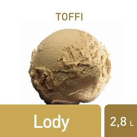 Lody Toffi Carte d'Or -