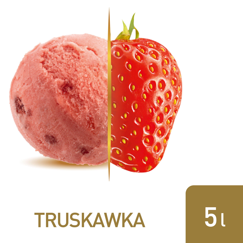 Lody Truskawka Carte d'Or -