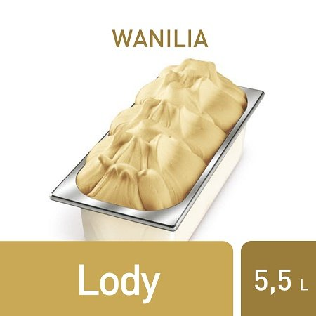Lody Wanilia Carte d'Or  -