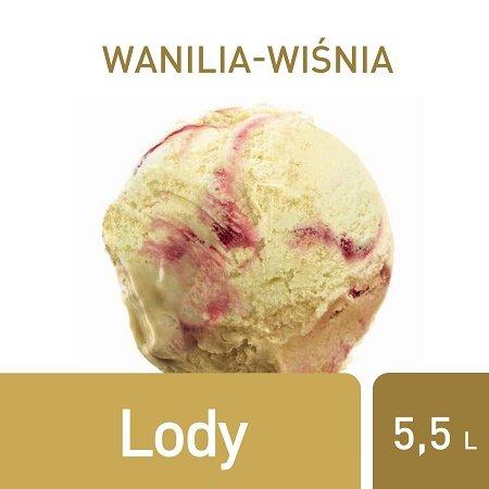 Lody Wanilia-wiśnia Carte d'Or -