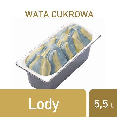 Lody Wata cukrowa  Carte d'Or -