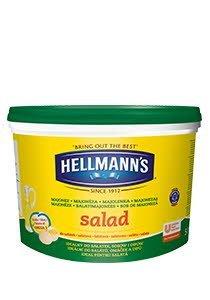 Majonez do sałatek Hellmann's 5 l