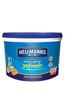 Majonez Hellmann's Yofresh 5 l