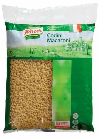 Makaron Kolanka (Codini) Knorr 3kg