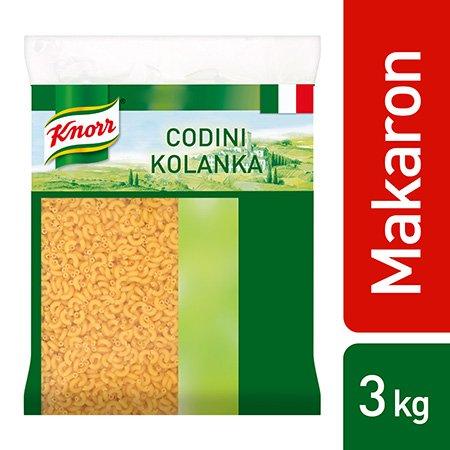 Makaron Kolanka (Codini) Knorr 3kg -