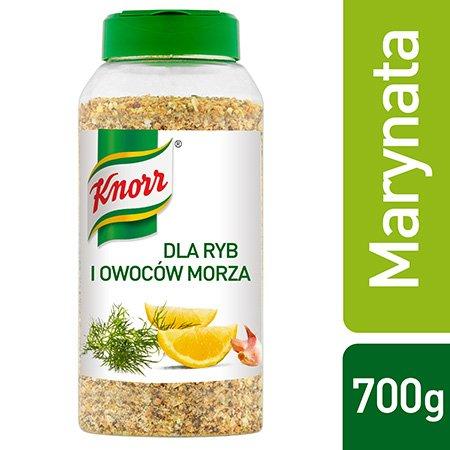 Marynata do ryb i owoców morza Knorr Professional 0,7 kg