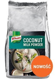 Mleczko kokosowe w proszku Knorr 1kg