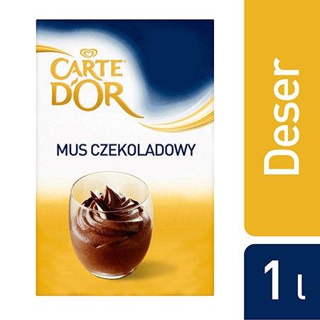 Mus czekoladowy Carte d'Or 1,44kg -