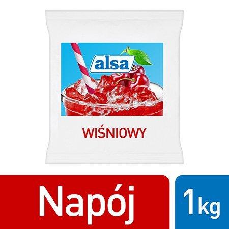 Napój wiśniowy Alsa z witaminą C 1 kg -