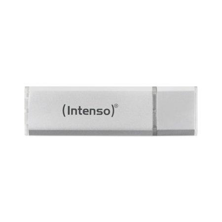 Pamięć przenośna Intenso 128GB Ultraline srebrny USB 3.0