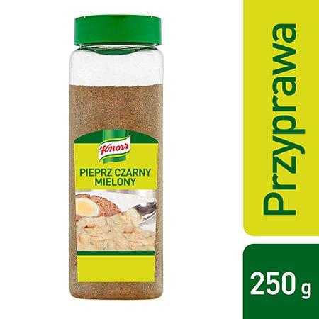 Pieprz czarny mielony Knorr 0,5 kg -