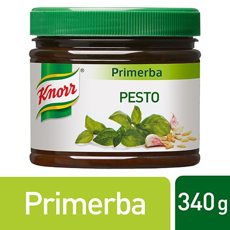 Primerba pesto Knorr Professional 0,34 kg -