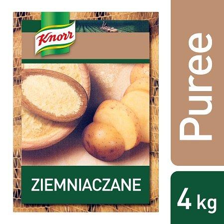 Puree ziemniaczane Knorr 4kg