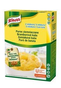 Puree ziemniaczane z mlekiem Knorr 4kg -