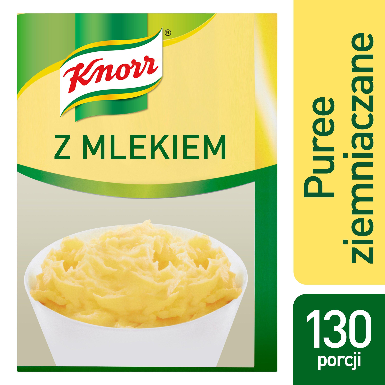 Puree ziemniaczane z mlekiem Knorr 4kg