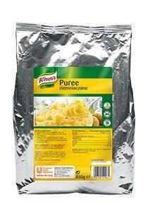 Puszyste puree ziemniaczane Knorr 850g -