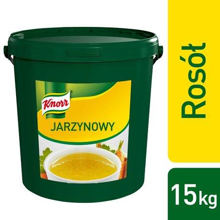 Rosół jarzynowy Knorr 15 kg -