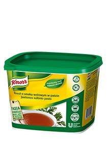 Rosół o smaku wołowym w paście Knorr 1 kg