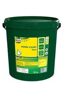 Rosół z kury Knorr 1-2-3 16,5kg