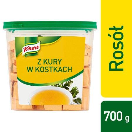 Rosół z kury w kostkach Knorr 0,7kg -