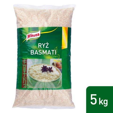 Ryż Basmati Knorr 5kg -