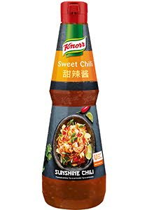 Słodko-pikantny sos chili - Sunshine Chili Knorr 1 l