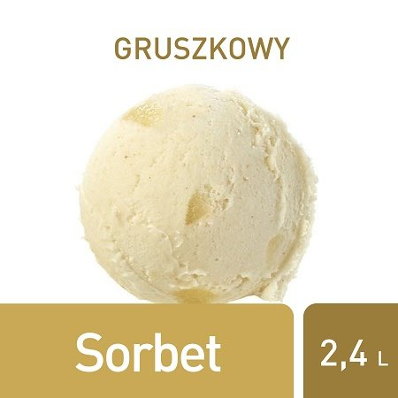 Sorbet Gruszkowy Carte d'Or -