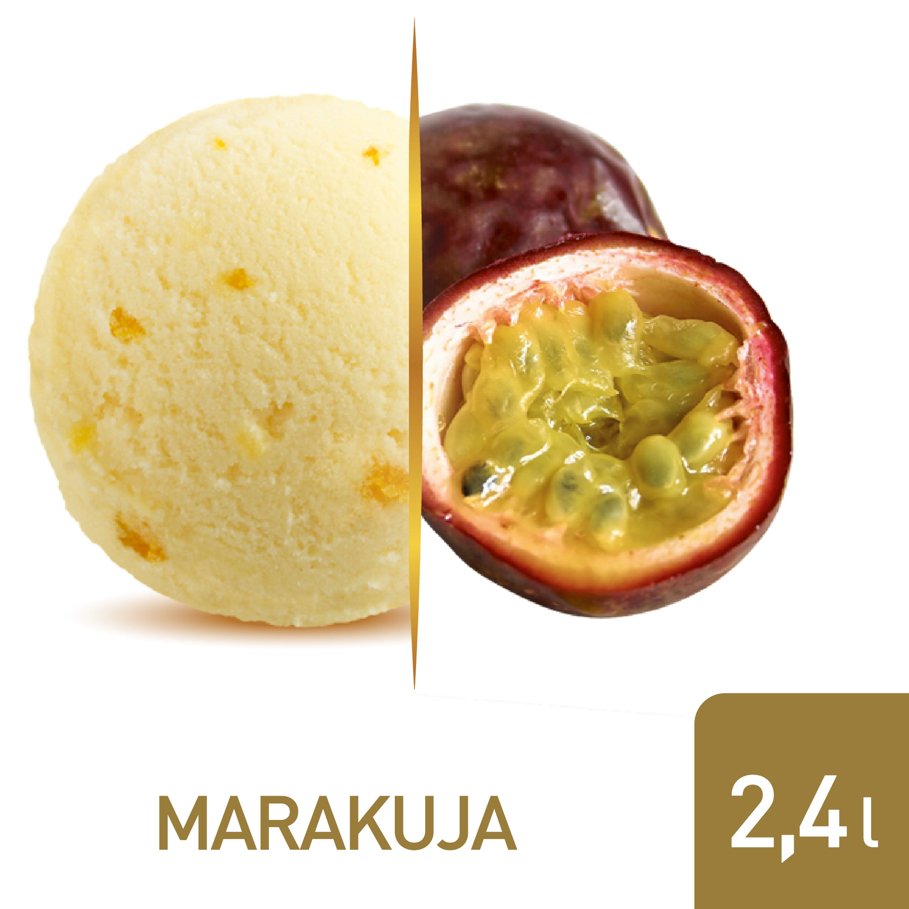 Sorbet Marakuja Carte d'Or -