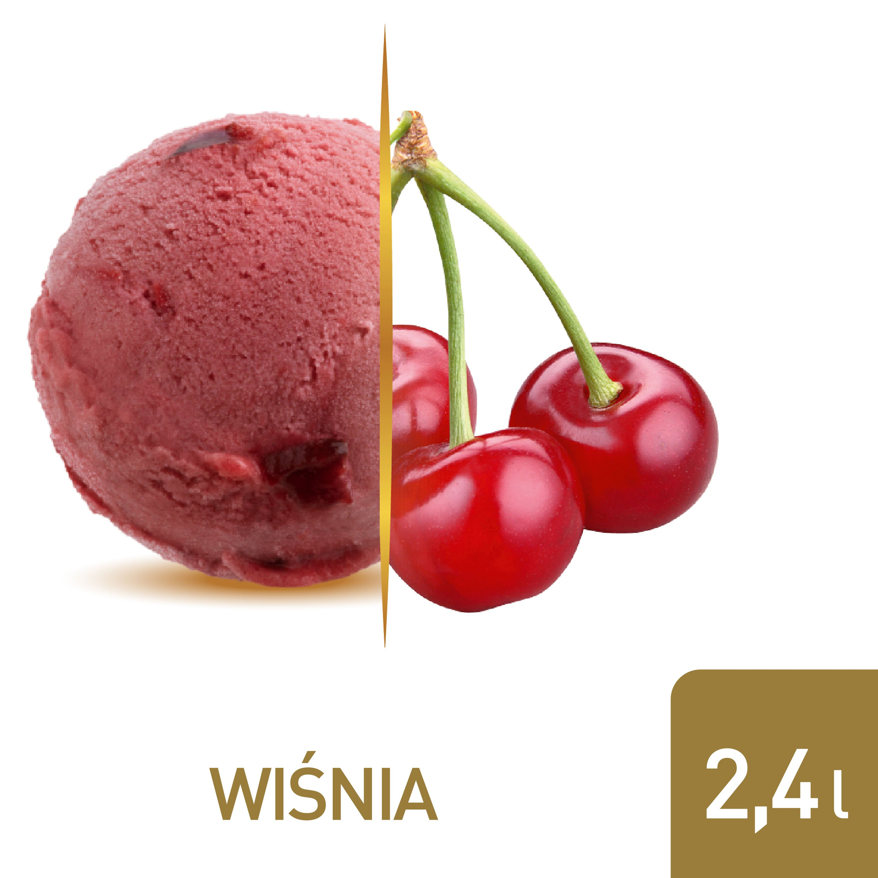 Sorbet Wiśniowy Carte d'Or  -
