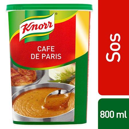 Sos Cafe de Paris Knorr 0,8 kg -
