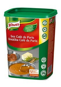 Sos Cafe de Paris Knorr 0,8kg -