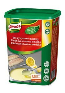 Sos cytrynowo - maślany Knorr 0,8kg