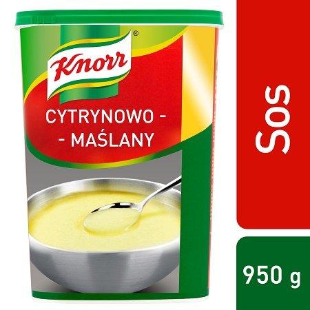 Sos cytrynowo - maślany Knorr 0,8kg -