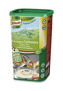 Sos do spaghetti Carbonara Knorr 1kg -