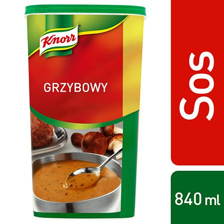 Sos grzybowy Knorr 0,84 kg -