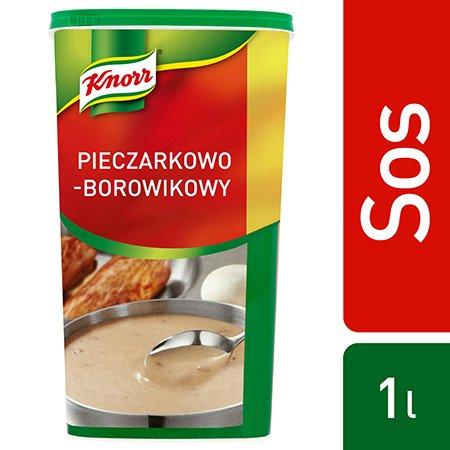 Sos pieczarkowo-borowikowy Knorr 1 kg -