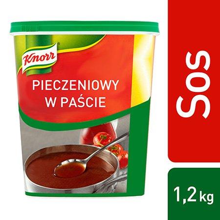 Sos pieczeniowy w paście Knorr 1,2 kg -