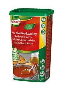 Sos słodko-kwaśny Knorr 1,5kg -