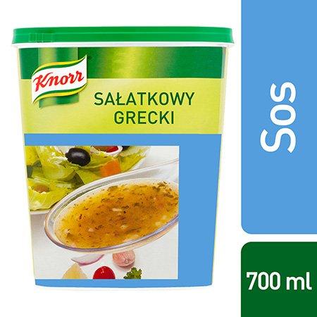 Sos sałatkowy grecki Knorr 0,7kg -