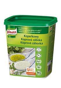 Sos sałatkowy koperkowy Knorr 0,8kg -
