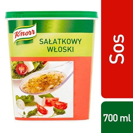Sos sałatkowy włoski Knorr 0,7 kg -