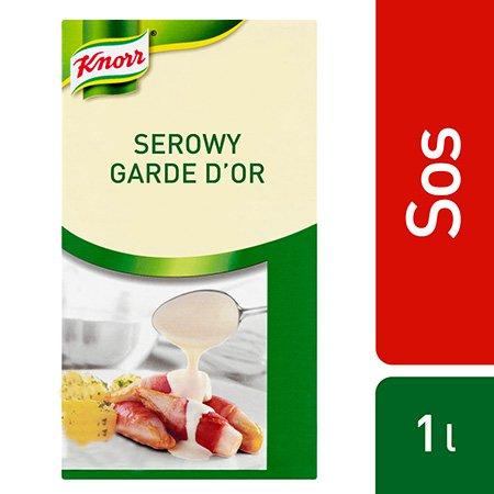 Sos serowy Knorr Garde d'Or 1 l -