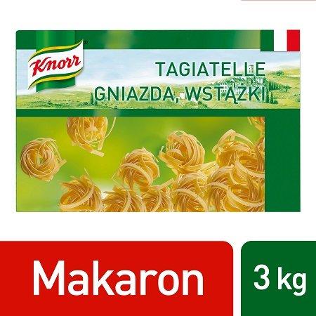 Tagliatelle (Gniazda wstążki) Knorr 3 kg -