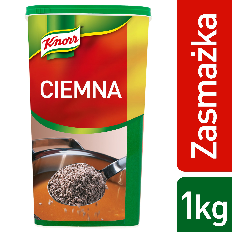 Zasmażka ciemna Knorr 1 kg -