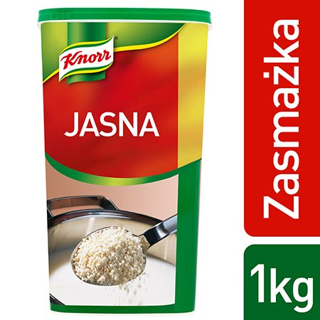 Zasmażka jasna Knorr 1 kg -